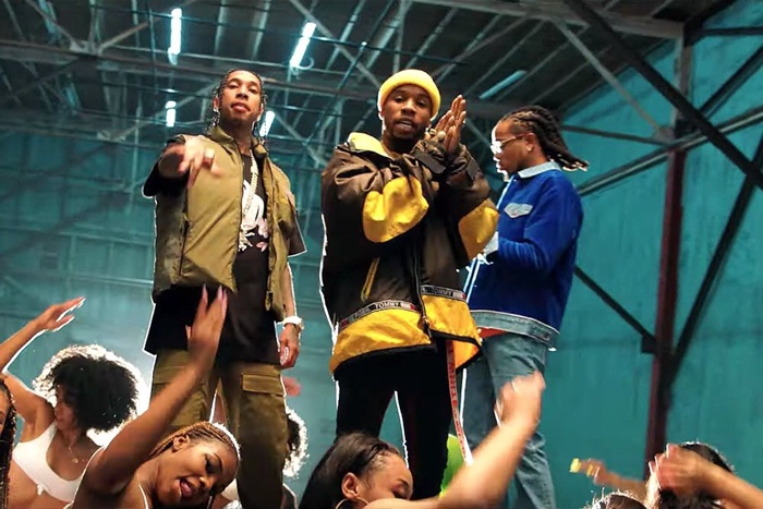 Tory Lanez, Quavo & Tyga - Broke Leg (Video)