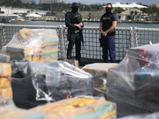 $1 Billion Worth Of Cocaine Seized In Historic Philadelphia Raid