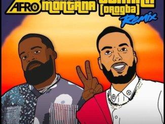 Afro B – Joanna Drogba (Remix) Ft. French Montana