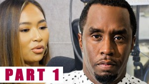 Diddy's Ex Girlfriend Claims He Abused Her