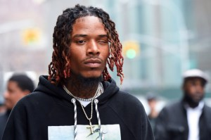 Fetty Wap Investigated For Allegedly Manhandling Woman
