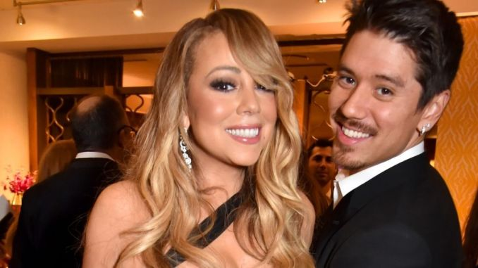 Mariah Carey had an affair with her backup dancer whilst engaged to James Packer