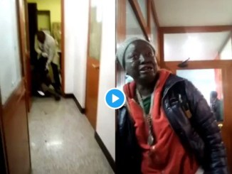 Nigerian Embassy Official in Italy assaults elderly woman