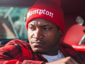 Rapper Slim 400 Shot 10 Times In Compton