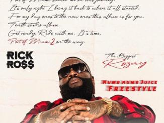 Rick Ross - Numb Numb Juice Freestyle