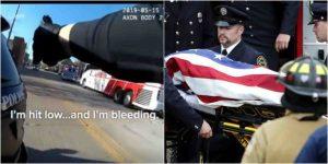 Video: Body Cam captures moment man shot officer dead