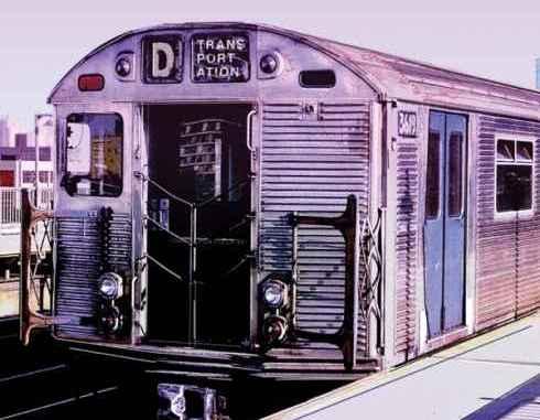 Your Old Droog – Transportation