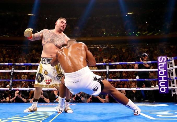 Andy Ruiz Jr Knocks Out Anthony Joshua