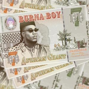 Burna Boy - Show & Tell Ft. Future