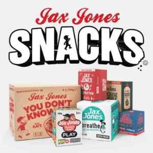 Jax Jones – Snacks