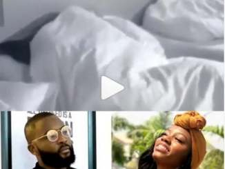 Khafi and Gedoni Get Down While Housemastes Sleep (Video)