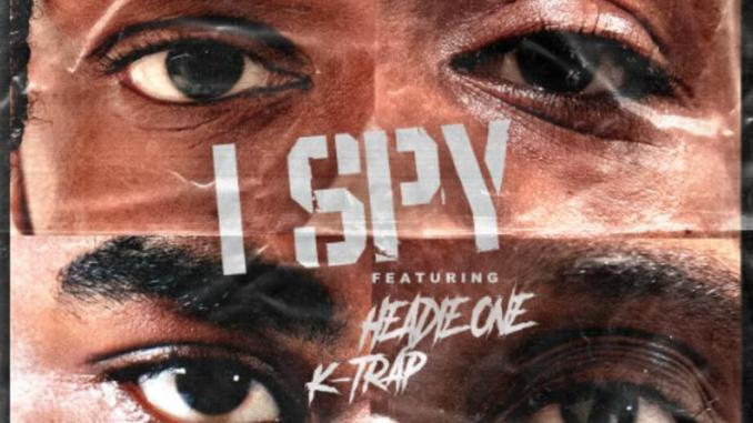 Krept & Konan - I Spy Ft. Headie One & K-Trap