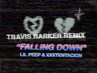 Lil Peep & XXXTENTACION - Falling Down (Travis Barker Remix)