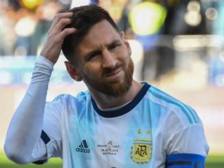 Lionel Messi Fined & Banned After Copa America Red Card