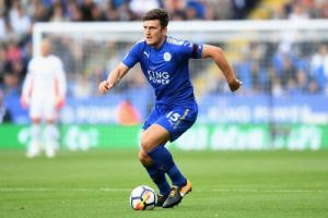 Maguire Wants To Be Man United New Captain When He Joins Club