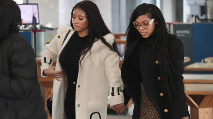 R. Kelly's Alleged Sex Slaves Share New Update