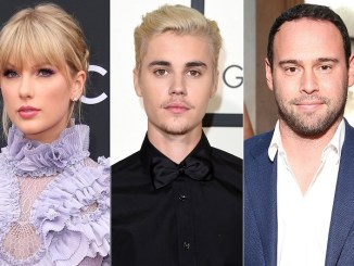 Taylor Swift's Unhappy With Scooter Braun Accuses Him Of Bullying
