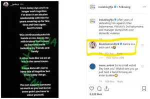 Wizkid's 3rd Baby Mama, Jada P Accuses Him Of Domestic Violence