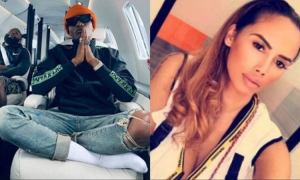 Wizkid's Third baby Mama Jada Claims Her Account Was Hacked