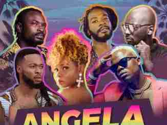 Young D Ft. Flavour x Yemi Alade x Gyptian – Angela