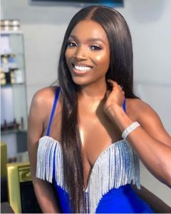 Annie Idibia New Bikini Picture IS Just Too Hot (Photo)