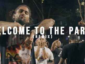 Dave East - Welcome To The Party (Remix) Ft. Kiing Shooter