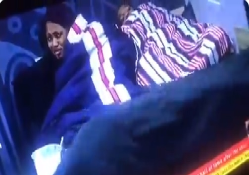 Esther, Frodd Shocked As They Witness Khafi, Gedoni 'Making Out' Again (Video)