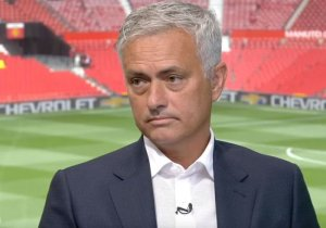 Jose Mourinho Says Man City Bench Is Better Than Man UTD First 11