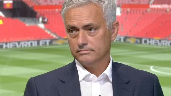 Jose Mourinho Says Man City Bench Is Better Than Man UTD First 11