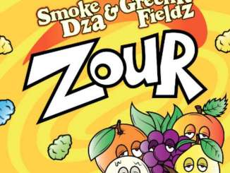 Smoke DZA & Green R. Fieldz - Zour (Album)