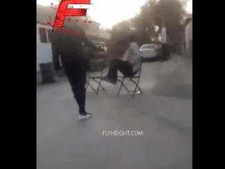 Video of Tay K gang members Killing a man who snitched