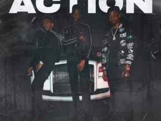 Yung Mal & Pi'erre Bourne – Action ft. Lil Gotit