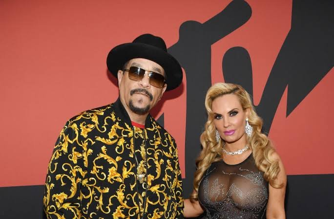 Ice-T's Wife Coco Austin Breaks Internet with Photo Of Her Doing Splits In Bikini