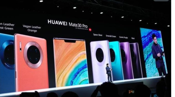 Huawei unveils Mate 30 & Mate 30 Pro: First  Smartphones Without Google Andriod OS