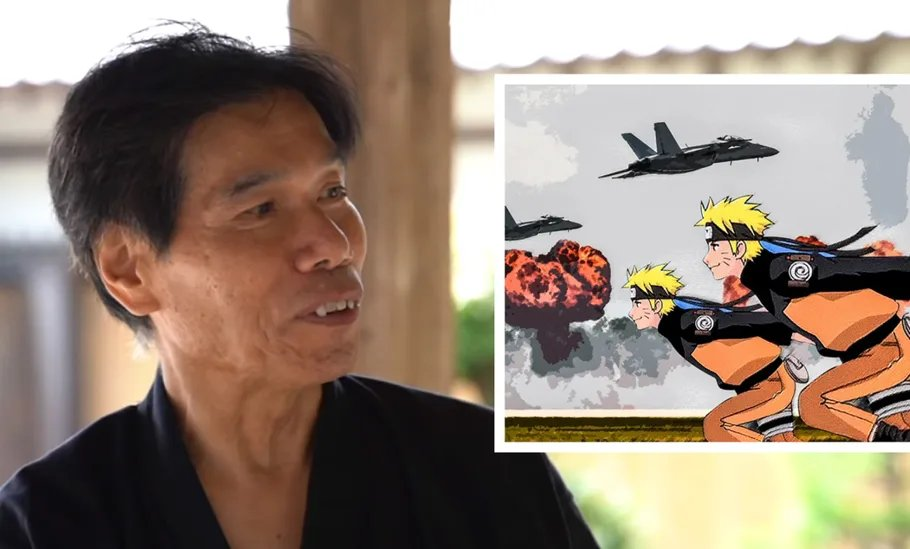 The Last Ninja In the World Discusses 'Naruto'