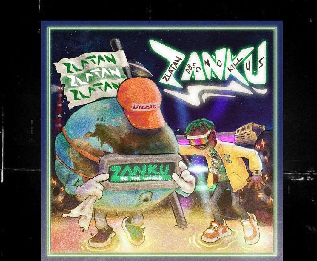 Zlatan - Zanku (Album download)
