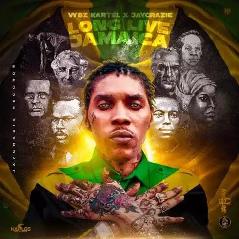 Vybz Kartel & JayCrazie – Long Live Jamaica [MP3 Download]