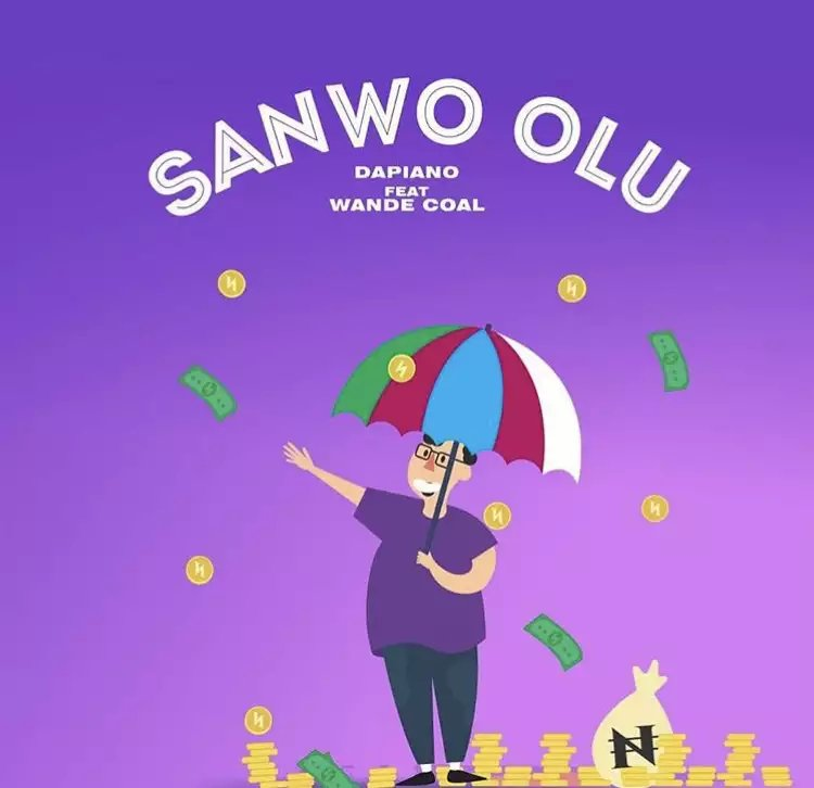 Wande Coal - Sanwo Olu (Prod  Dapiano) [Download]