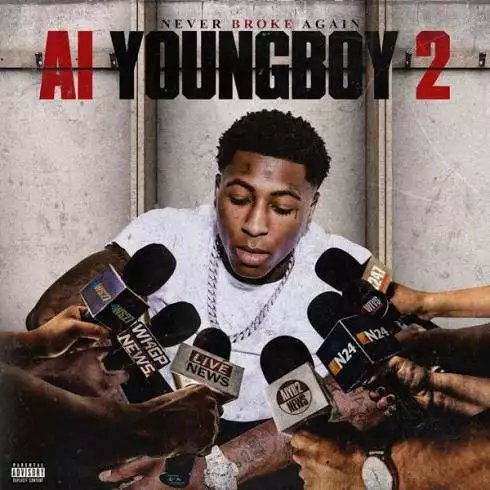 Youngboy Never Broke Again – AI YoungBoy 2 (album download)