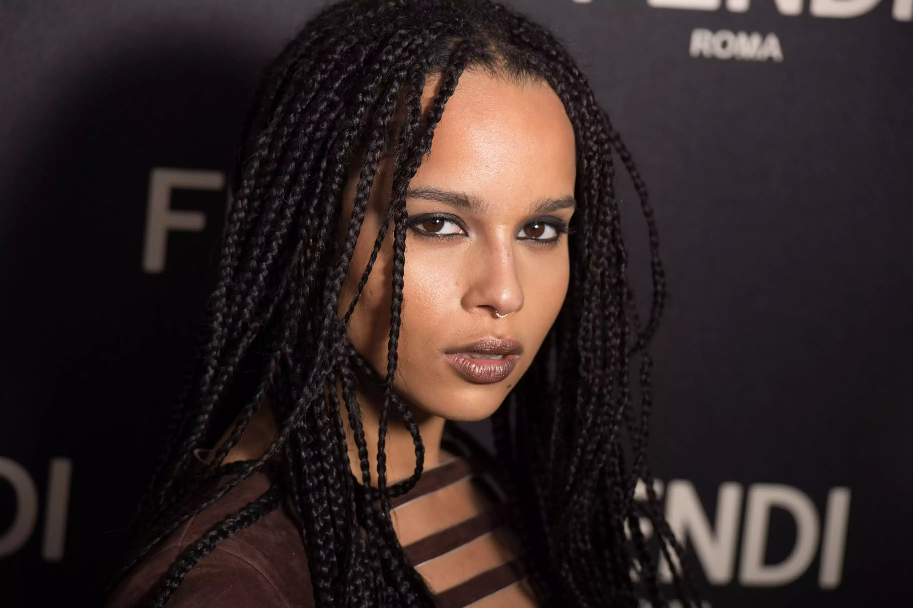 Zoe Kravitz is Catwoman In New Batman movie