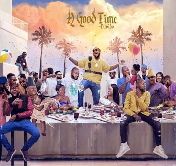 Davido  - A Good Time (Album download)