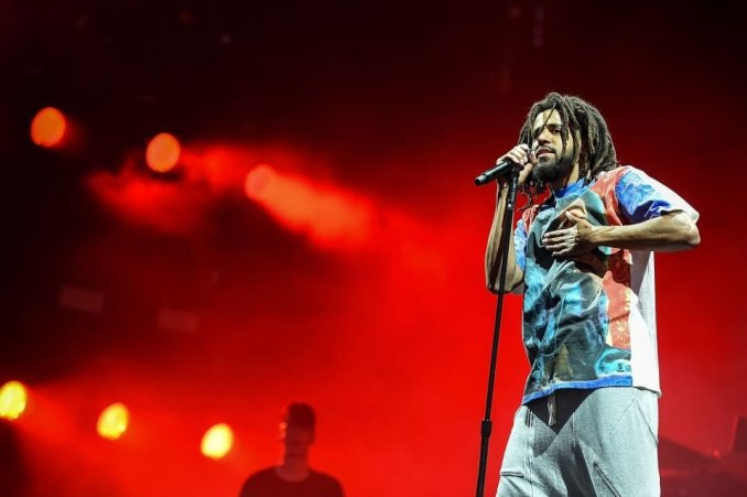 J. Cole - The Fall Off (Album Download)