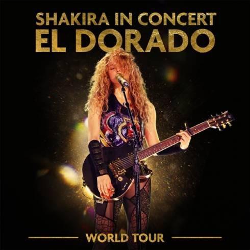 Shakira – Chantaje (El Dorado World Tour Live) [MP3 Download]