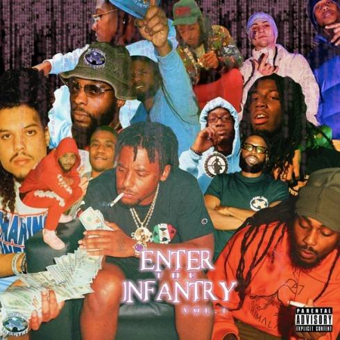 A$AP Ant & Marino Infantry – Enter the Infantry [Album Download]