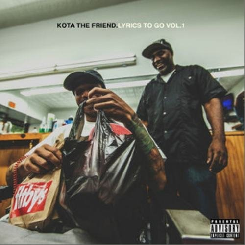 Kota The Friend - Lyrics To Go Vol. 1 (Album Download)