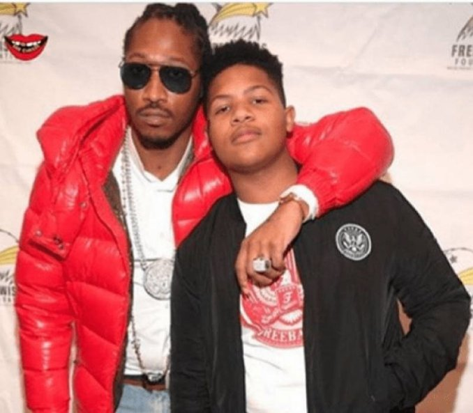 Future's son faces 20 years in prison after arrest
