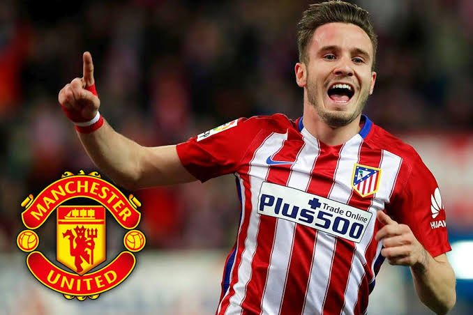 Manchester United's Saul deal almost done