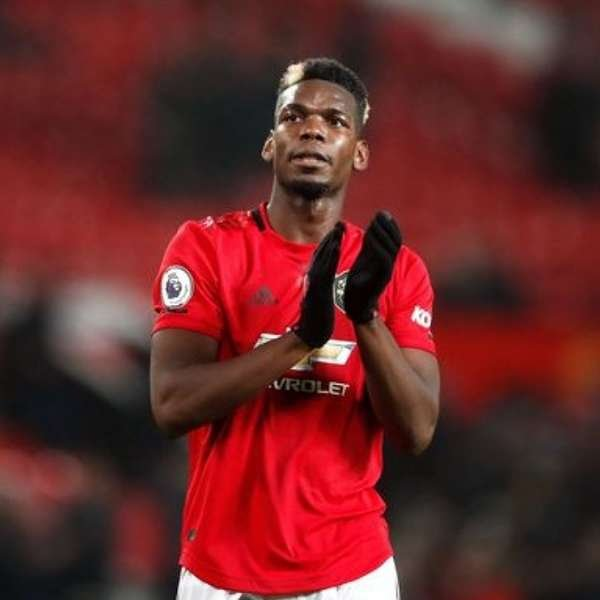 Real Madrid offer four players for Man Utd Paul Pogba