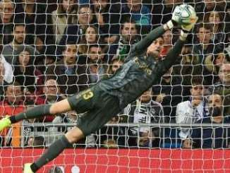 Courtois Is Officially The Best Goalkeeper In Europe