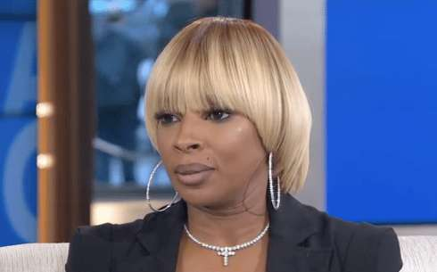 Mary J. Blige Going Into The Wine Business